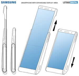 Forget the Foldable Phones- Samsung is going to Design a Vertically Rollable Phone