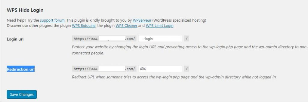 How to change WordPress Website's default Login URL with a Plugin | Beginners Guide